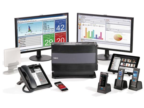 Sistemas de Comunicaciones NEC SV9100